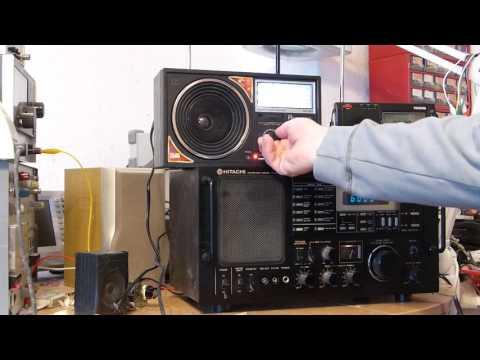 Kurzwellen Weltempfänger Vergleich Radio Darc