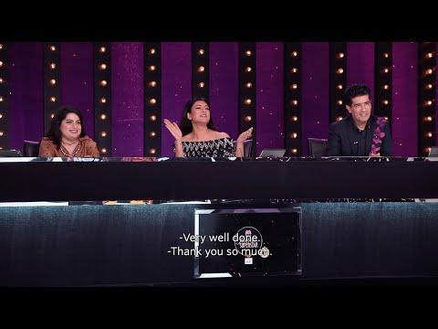 Myntra Fashion Superstar | Season 2 | Episode 2 | Manish Malhotra | Sushmita Sen | Mallika Dua
