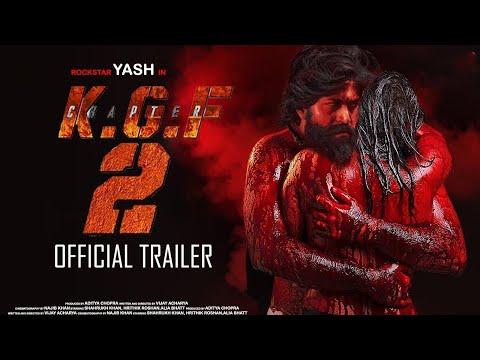 KGF 2 Official Trailer |Rocking Star Yash |Sanjay Dutt|Srinidhi Shetty|Prasanth | Concept trailer