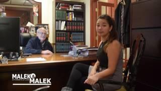 Visitando a Ed Malek
