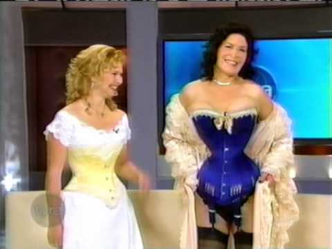 Cathie Jung - The Corset Queen