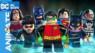 Nonton Exclusive     Lego Justice League  Gotham City Breakout Clip Film Subtitle Indonesia Streaming Movie Download
