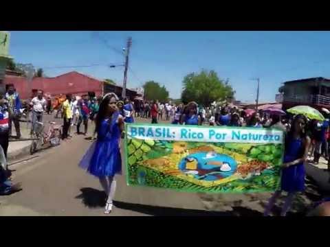Desfile 07 de setembro C.E. Dias Carneiros 2012 1ª Parte