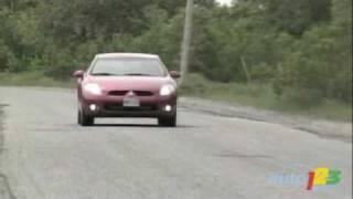 2008 Mitsubishi Eclipse GT-P Review By Auto123.com