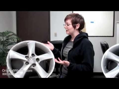 B2500 Rims & B2500 Wheels - Video of Mazda Factory, Original, OEM, stock new & used rim Co.