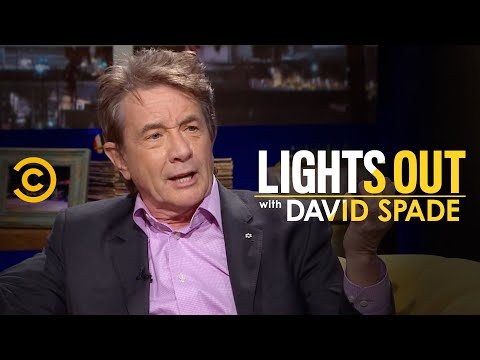"""Martin Short Won't Reveal Who He Helped Get on """"SNL"""" - Lights Out with David Spade"""