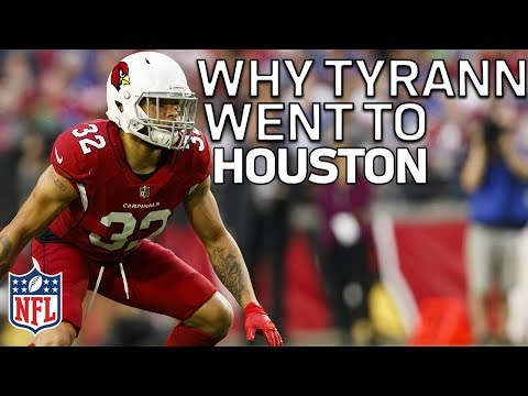 Video: Why Did Tyrann Mathieu Sign With Houston? | NFL