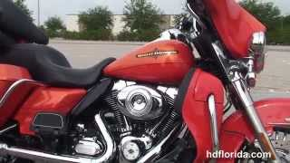 10. Used 2012 Harley Davidson Electra Glide Ultra Limited Motorcycles for sale