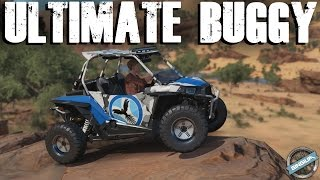 10. THE ULTIMATE EXPLORATION BUGGY! || 2015 Polaris RZR XP 1000 EPS - Forza Horizon 3
