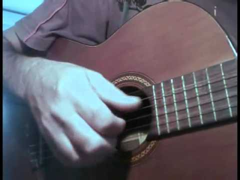 Unchained Melody – for solo acoustic guitar