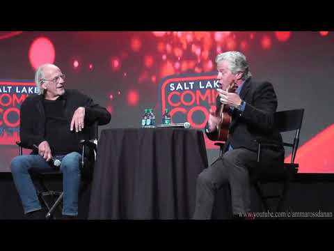 """Tom Wilson sings """"Stop Asking Me The Question"""" at Salt Lake Comic Con 2017"""