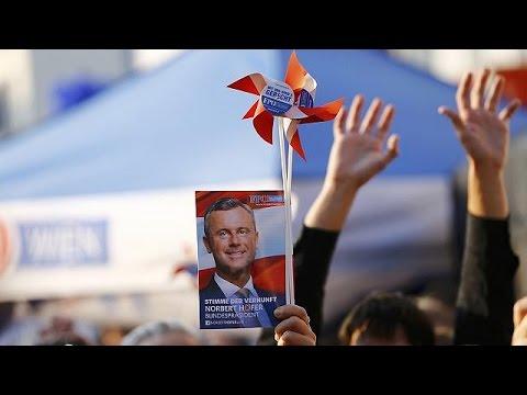 Αυστρία: Ακροδεξιά και Πράσινοι μονομαχούν για την προεδρία