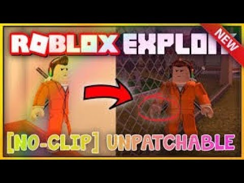 *2018 WORKING*  *Un-Patchable* HOW TO NOCLIP HACK ON ROBLOX | Roblox Exploits!
