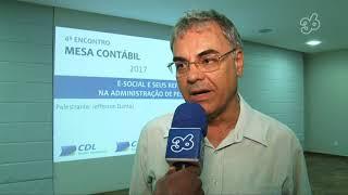 CDL VOLTA REDONDA REALIZA MESA CONTABIL SOBRE E-SOCIAL