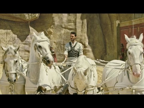 Ben-Hur (Clip 'You Should Have Killed Me')