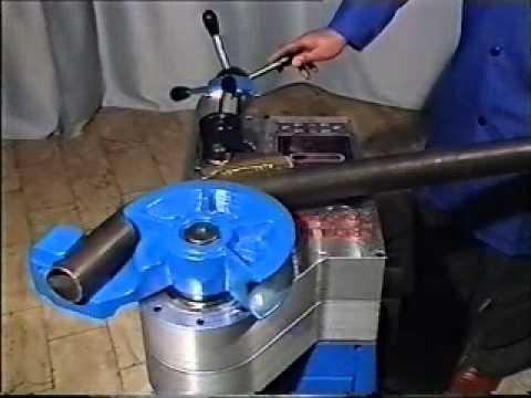 Rohrbiegemaschine dornlos ERCOLINA TOPBENDER 050 1993