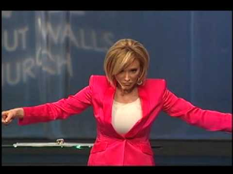 '' Get your bounce back '' - Pastor Paula White at WWIC Tampa