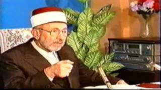 7- دورة مختصرة في العقيدة   العلامة البوطي   يوم القيامة
