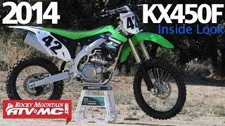 9. 2014 KX450F Inside Look