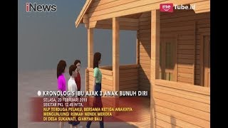Video Kronologi Ibu Ajak 3 Anak Bunuh Diri, Gianyar Bali - Special Report 22/02 MP3, 3GP, MP4, WEBM, AVI, FLV September 2018
