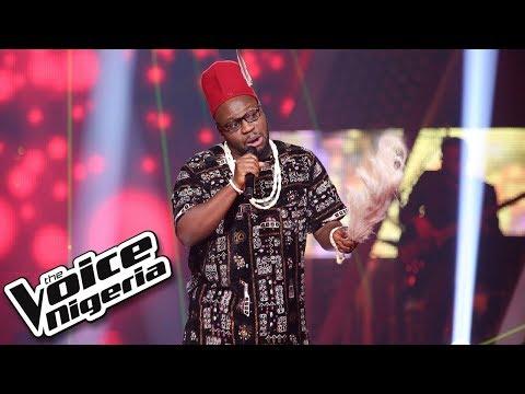"""Wow - """"Fada Fada""""/ Live Show/ The Voice Nigeria Season 2"""
