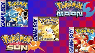 as well as pokemon red blue and yellow soon as wellSubscribe if want more and check out social media and let's be friends on multiple gaming platforms PSN- megasonpika125Facebook- Watanuki StevensonTwitter- @megasonpika125Gamejolt- megasonpika1253DS friend code- 4656-7443-8149Hope to here from you!!!