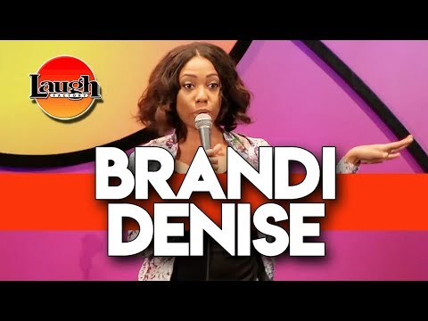 Brandi Denise | TSA | Laugh Factory Chicago Stand Up Comedy