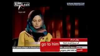 Video Syrian Girl talks about being forced by father to do sexual jihad for Muslim rebels MP3, 3GP, MP4, WEBM, AVI, FLV Mei 2019