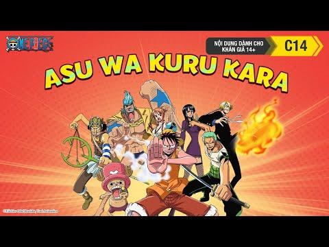 Nhạc One Piece - Asu wa Kuru kara - Tomorrow Will Surely Come - Phim Đảo Hải Tặc - Thời lượng: 71 giây.