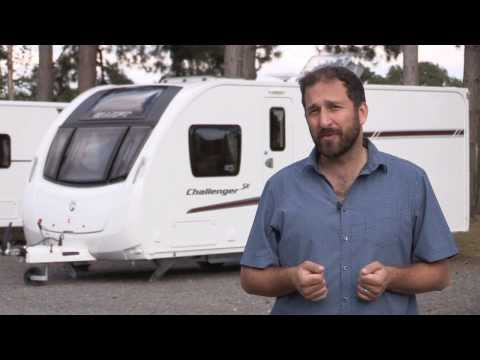 Practical Caravan reviews the Swift Challenger SE 580