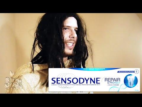 Reklama na Sensodyne