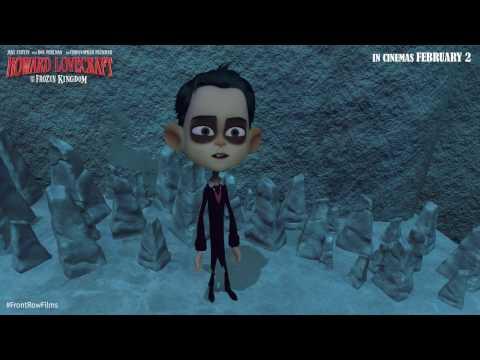 HOWARD LOVECRAFT & THE FROZEN KINGDOM | (2017) | Official HD Trailer