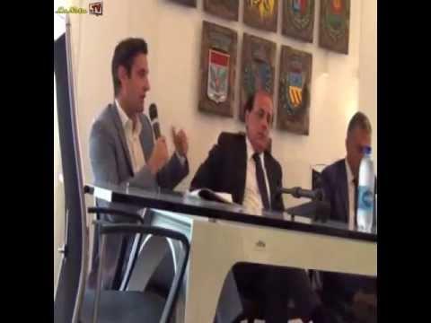 Caso Sai8:Conferenza Stampa di Marino e Buceti