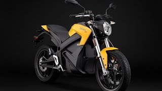 2. 2015 Zero S Electric Motorcycle Specs and Price Revealed