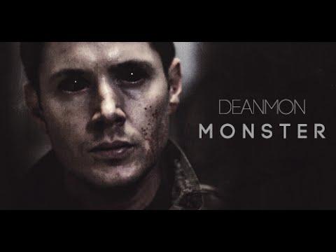 Supernatural    Monster (Deanmon)