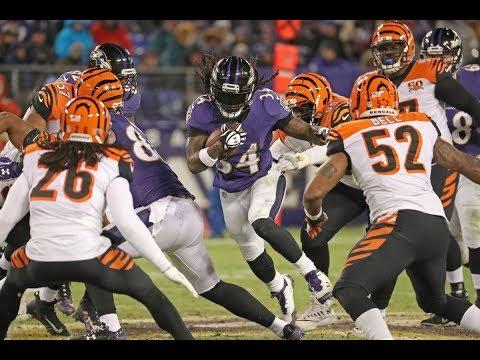 Ravens vs Bengels Thursday Night Football