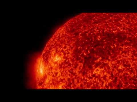 NASA's Solar Dynamics Observatory Captures Strongest Solar Flare of 2016