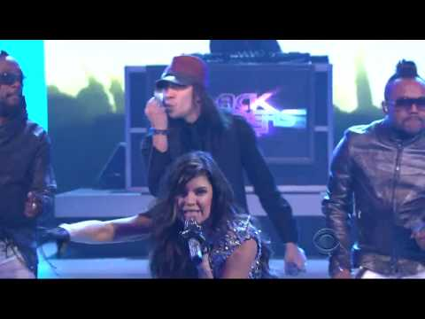 The Black Eyed Peas – I Got A Feeling (Grammy Nomination)(Live)