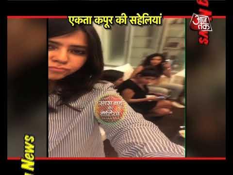 Meet Ekta Kapoor's Girls Gang