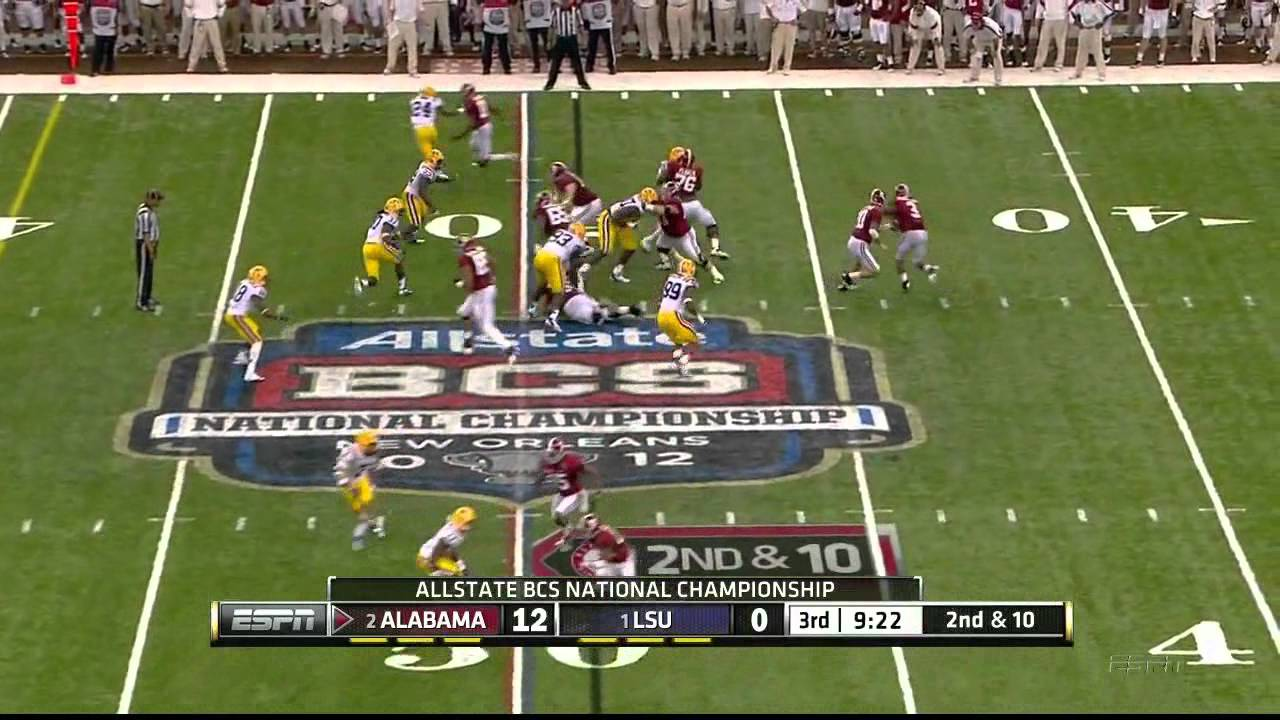 Bennie Logan vs Alabama & Mississippi State (2011)