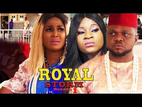 Royal Storm Season 1 - Ken Erics|2019 Latest Nigerian Nollywood Movie