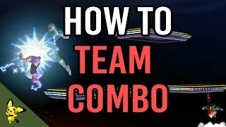 How to do Teams Combos in Smash – SSBM Tutorials