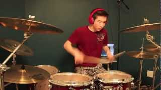 Far East Movement - Live My Life (feat. Justin Bieber) | Drum Cover by DannyFinDrums