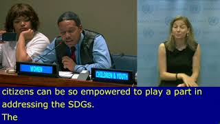 Jonathan Chalon's Intervention at HLPF 2019: http://webtv.un.org