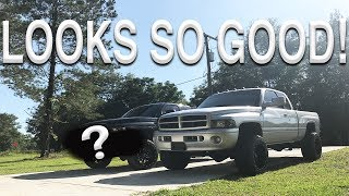 "4TH GEN BUMPER CONVERSION ON 2ND GEN 24V CUMMINS!!Get Your Brackets here - https://www.overkillfab.com/Brothers YouTube  Channel -https://www.youtube.com/channel/UCtqMb6JkH411exvIPJPuATgLive The 'Duck It"" Lifestyle!https://www.duckduckdiesel.comTime For an oil change? Hit my guy up for dealer prices on Amsoil products!Jason - 440-731-6607FIRST UPGRADE IN THE NEW GARGE! - https://youtu.be/9IHI_huADEwNEW HOUSE AND NEW CAR! - https://youtu.be/vdIkq4IvK0MTHE ONLY BAD THING ABOUT OWNING AN OLD TRUCK - https://youtu.be/Y5FWpAleZB0YouTube Instagram - @ParodoxzPersonal Instagram - @Chuck24v          Thank You For Watching! - ParoDoXz"
