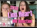 SNSD 'Lion Heart' MV Reaction ☆Leiona☆