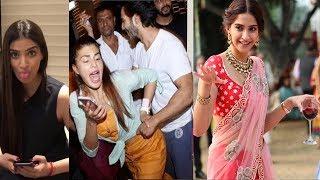 Video Sonam Kapoor Wedding Celebration INSIDE VIDEO | Arjun Kapoor,Jacqueline,Varun,Karan Johar MP3, 3GP, MP4, WEBM, AVI, FLV Oktober 2018