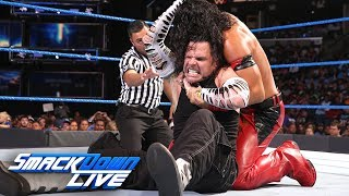 Video Jeff Hardy vs. Shinsuke Nakamura: SmackDown LIVE, June 12, 2018 MP3, 3GP, MP4, WEBM, AVI, FLV Juni 2018