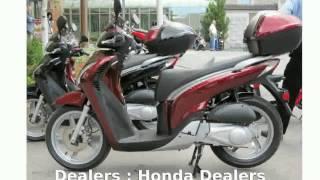 2. 2010 Honda SH 150i -  Specs Dealers
