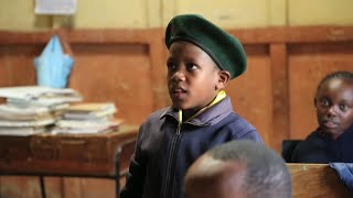 Incredible Elijah, 11 year old living with HIV